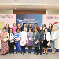 International Association of First Ladies for Peace (IAFLP)