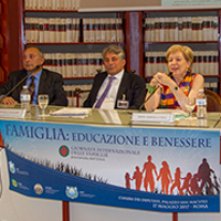 International Day of Families Observed in Italy