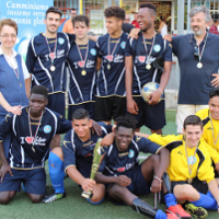 12th Peace Trophy Tournament Is Held in Northern Italy