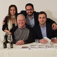Lawyer Presents First Novel at Bergamo Meeting