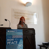 International Day of Peace Observed in Florence, Italy