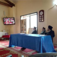 UPF-Italy Sponsors Conference on the Family at Mosque
