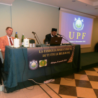 UPF-Italy Sponsors Interfaith Forum on the Family
