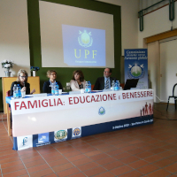 Italian Group Discusses Well-Being of the Family