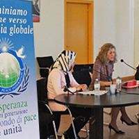 International Women's Day Observed in Italy