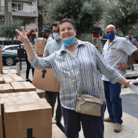 UPF Expands Aid Distribution to Second City