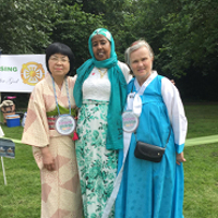 Interfaith Unity Celebrated at Amsterdam Park