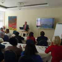 Ambassadors for Peace Refreshed at Seaside Seminar