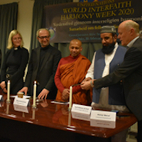 World Interfaith Harmony Week Observed in Oslo