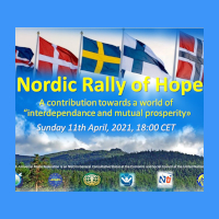 Nordic Nations Host Regional Rally of Hope