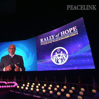 Rally of Hope Encourages Believers to Unite for Peace