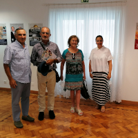 Exhibition on UPF Founder Opens in Lisbon