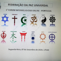 UPF-Portugal Holds Online Interreligious Forum