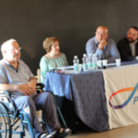 Roundtable Promotes 'Peace with the Logic of Love'