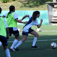 Israel and San Marino Girls Play Football for Peace