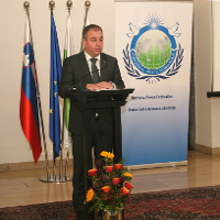 Ljubljana, Slovenia - approximately 50 people participated in the inauguration of the international Association of Parliamentarians for Peace (IAPP), a project of UPF.