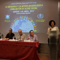 "UPF and WFWP Co-Host Event: ""The Interreligious Gathering and Action as the Driving Forces for Social Peace"""