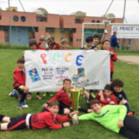 Swiss and Italian Children Vie for Peace Cup