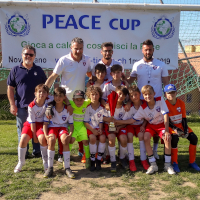 'Peace Cup' Brings Fair Play to Youth in Three Nations