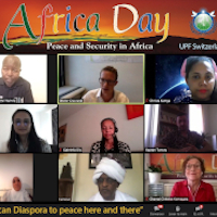 Africa Day Event Tackles Major Issues