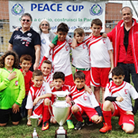 Swiss Children Vie for Soccer's Peace Cup