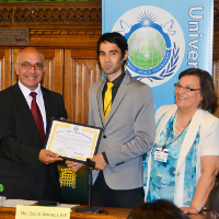 Annual Youth Achievement Awards Presented in London