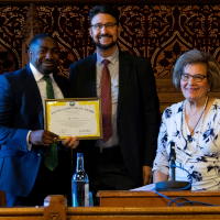 Young Achievers Honored in Houses of Parliament