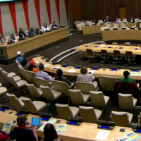 Global Day of Parents observed at the UN